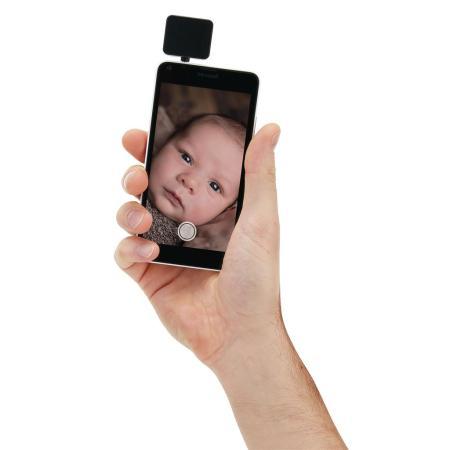 Samsung loooqs universal smartphone led flash light 7 got