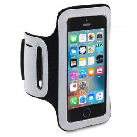 Brassard iPhone SE Shocksock Sports – Noir