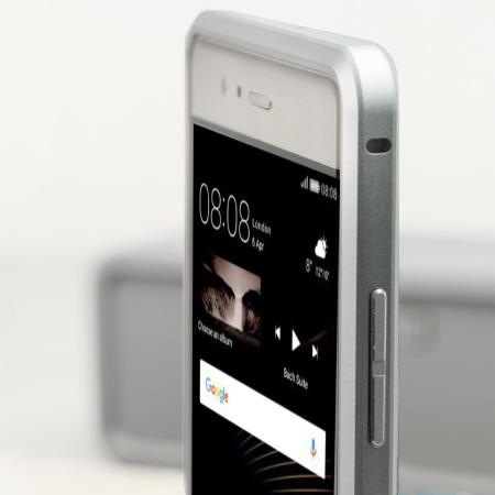 Bumper Huawei P9 Luphie Aluminium - Argent