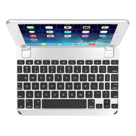 BrydgeMini 2 Aluminium iPad Mini 4 Keyboard - Silver