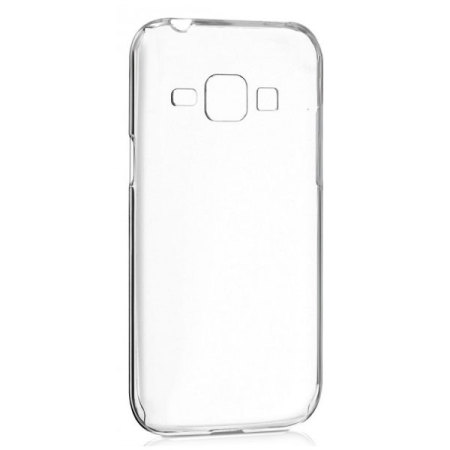 Official Samsung Galaxy J1 2016 Protective Cover Case - Clear
