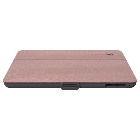 the best attitude c0d8b 8b9c7 Speck StyleFolio Luxury iPad Pro 9.7 inch Case - Ponyhair Rose Pink