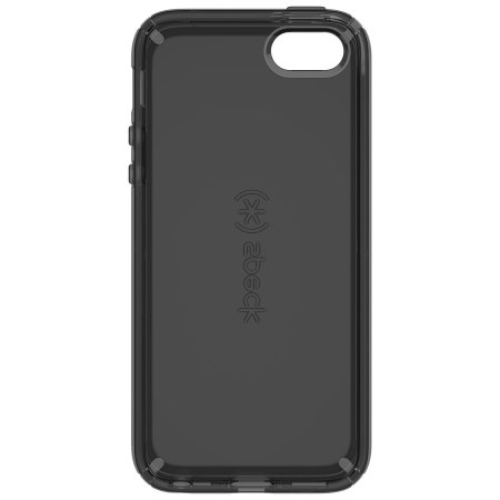 Speck CandyShell iPhone SE Case - Clear / Onyx Black