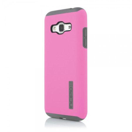 finest selection 2005e 13217 Incipio DualPro Samsung J3 2016 Case - Pink / Grey
