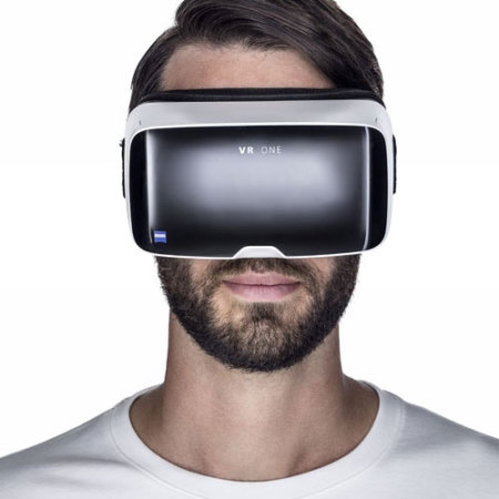 Zeiss VR ONE Samsung Galaxy S6 Virtual Reality Headset