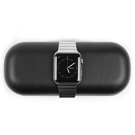 Twelve South TimePorter Apple Watch 2 / 1 Charging Stand Case - Black