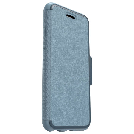 size 40 65382 afdbc OtterBox Symmetry iPhone 6S / 6 Folio Wallet Case - Blue