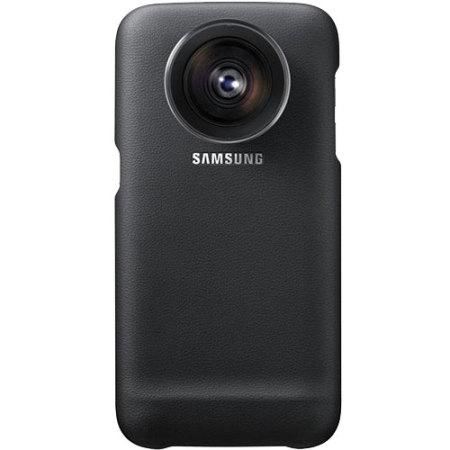 Original Samsung Galaxy S7 Lens Cover Hülle in Schwarz