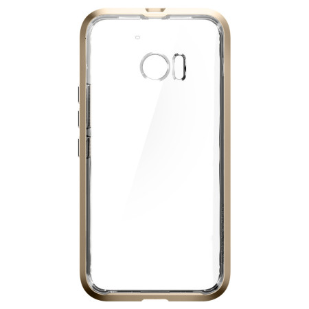 distance does spigen neo hybrid crystal htc 10 case champagne gold clear