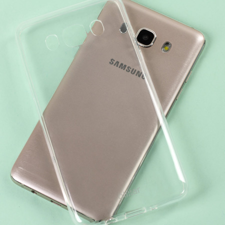 the latest 5fd84 0430d Olixar Ultra-Thin Samsung Galaxy J5 2016 Case - 100% Clear