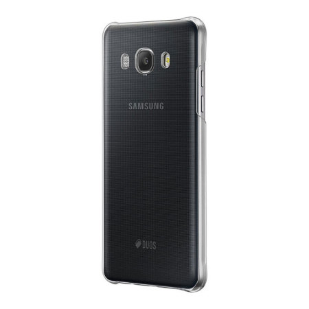 Official Samsung Galaxy J5 2016 Slim Cover Case - Clear