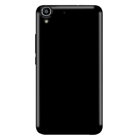 Olixar FlexiShield Huawei Y6 Gel Case - Solid Black