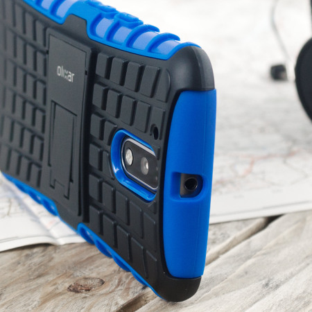 more olixar armourdillo moto g4 plus protective case blue 7 calls