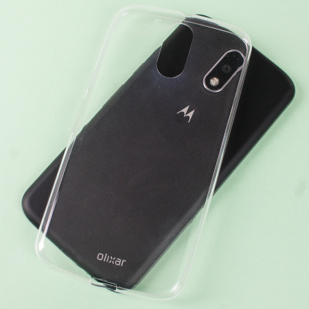 olixar ultra thin blackberry dtek60 gel case 100% clear only this but