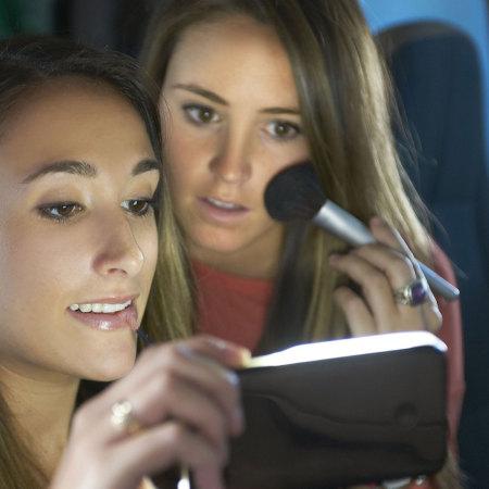 LuMee iPhone 5S / 5 för perfekt selfie ljus - Vit