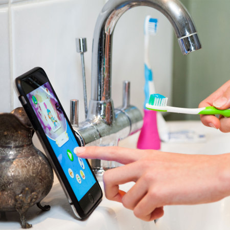 playbrush interactive bluetooth toothbrush game blue Luk says: January