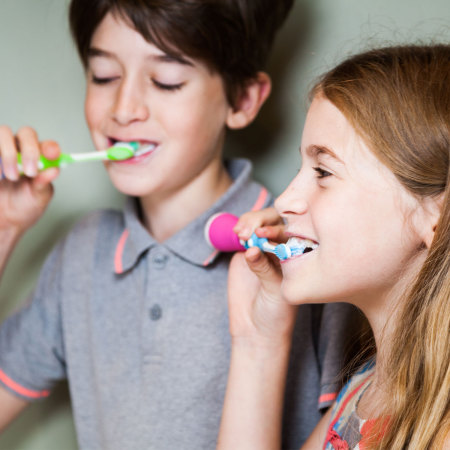 Playbrush Interactive Bluetooth Toothbrush Game - Pink
