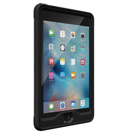 huge selection of dbee2 37fb2 LifeProof Nuud iPad Mini 4 Case - Black