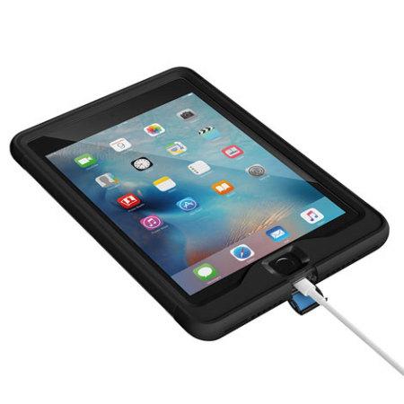 LifeProof Nuud iPad Mini 4 Case - Black