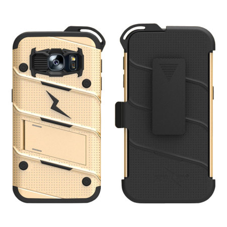 Zizo Bolt Series Samsung Galaxy S7 Tough Case Amp Belt Clip