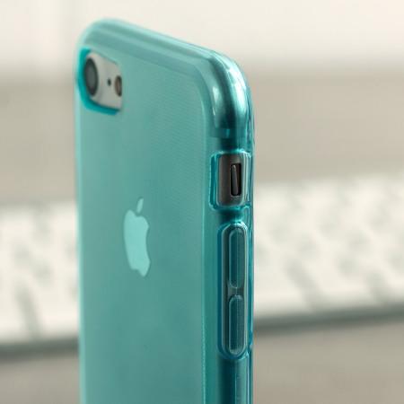 most olixar flexishield iphone 7 gel case blue would