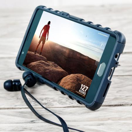 Olixar ArmourDillo OnePlus 3T / 3 Protective Case - Black