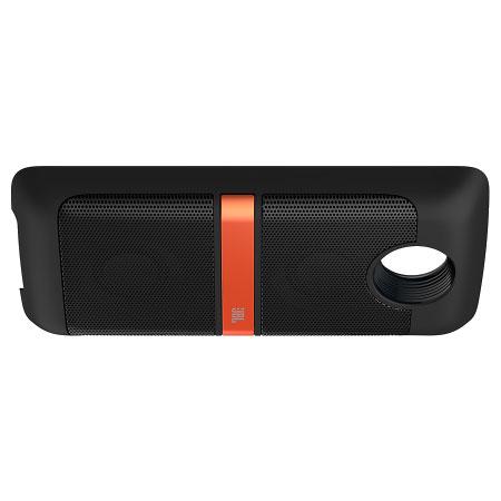 big sale 0a7af 84a71 JBL SoundBoost Moto Mod Speaker Case