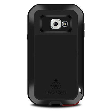 Samsung Case Protective Love Powerful Galaxy Mei 2016 Hülle Schwarz A3 354AcjLRq