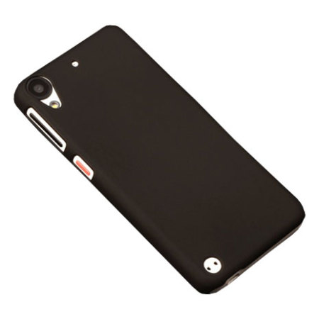 HTC Desire 530 / 630 Hybrid Rubberised Case - Black
