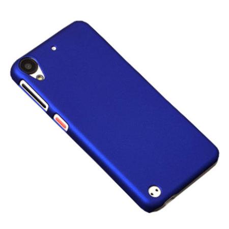 HTC Desire 530 / 630 Hybrid Rubberised Case - Blue