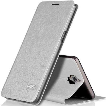 MOFi Slim Flip OnePlus 3T / 3 Case - Silver