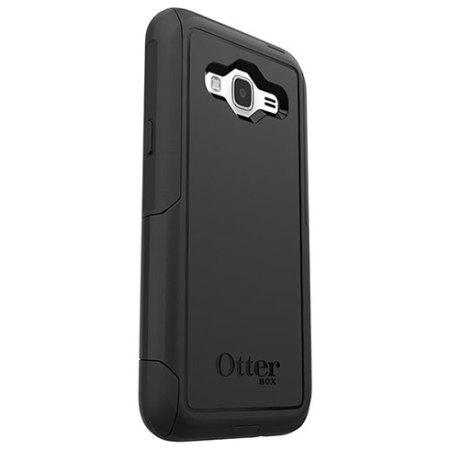 OtterBox Commuter Series Samsung Galaxy J3 2016 Case - Black