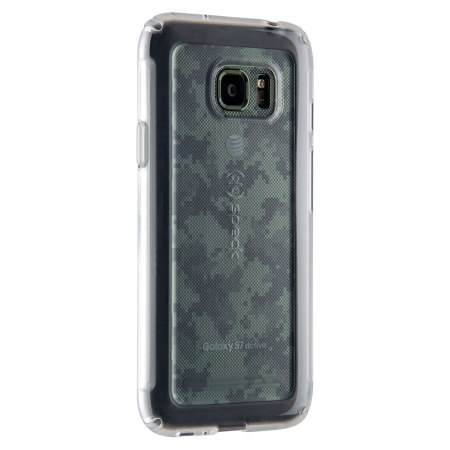 Speck CandyShell Samsung Galaxy S7 Active Case - Clear