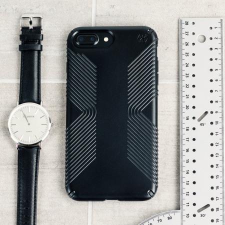 Speck Presidio Grip Iphone 7 Plus Tough Case Black