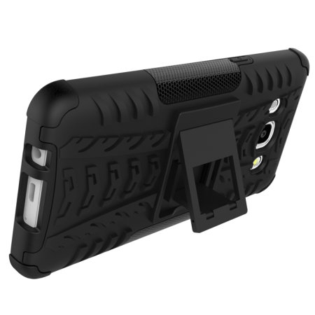 Olixar ArmourDillo Samsung Galaxy J5 2016 Protective Case - Black