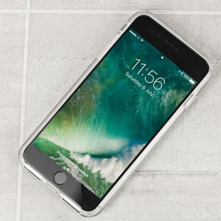 Speck Presidio iPhone 7 Plus Tough Case - Clear