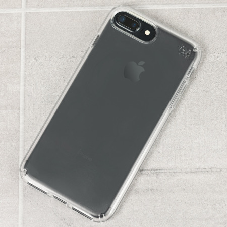 Speck Presidio Iphone 7 Plus Tough Case Clear