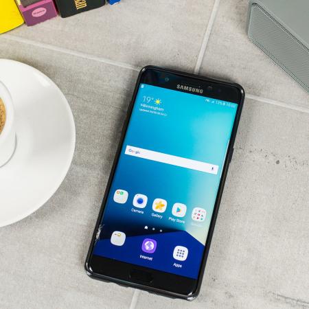 Patchworks Flexguard Samsung Galaxy Note 7 Case - Black