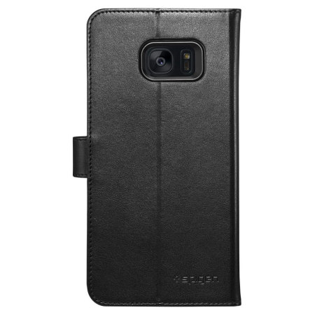 Spigen Samsung Galaxy Note 7 Wallet S Case - Black