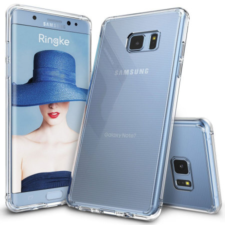 the latest 050e2 b3fb4 Ringke Fusion Samsung Galaxy Note 7 Case - Crystal View