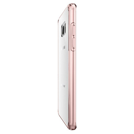 Spigen Ultra Hybrid Samsung Galaxy Note 7 Case - Crystal Rose