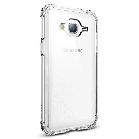 spigen ultra hybrid samsung galaxy j3 2016 case crystal clear reading you