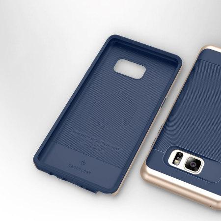Caseology Wavelength Series Samsung Galaxy Note 7 Case - Navy Blue