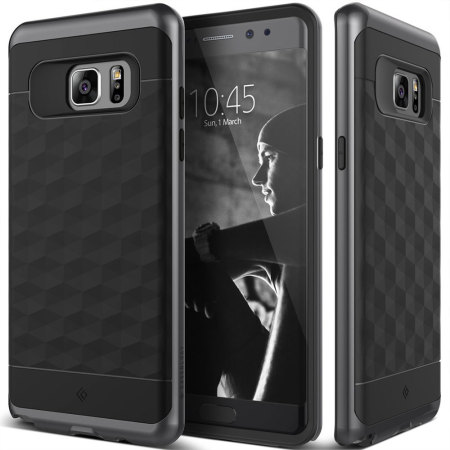 Caseology Parallax Series Samsung Galaxy Note 7 Case - Black