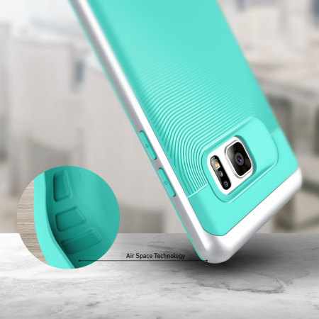 Caseology Wavelength Series Samsung Galaxy Note 7 Case - Turquoise