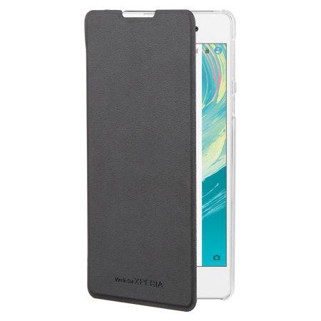Roxfit Urban Book Sony Xperia E5 Case - Black
