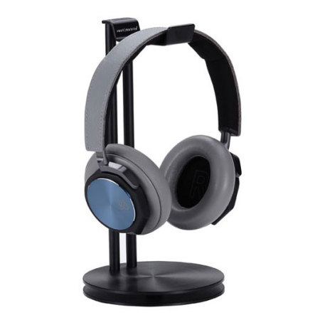 Just Mobile HeadStand Premium Headphone Stand  - Black
