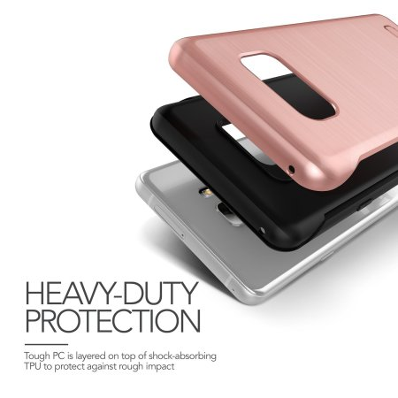 VRS Design Duo Guard Samsung Galaxy Note 7 Case - Rose Gold