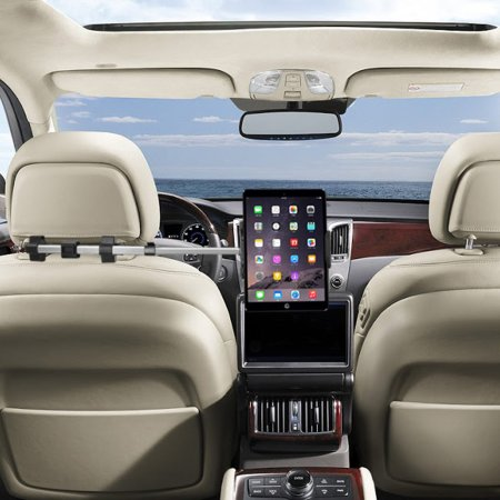 Soporte Reposacabezas Coche Macally Universal para Tablets