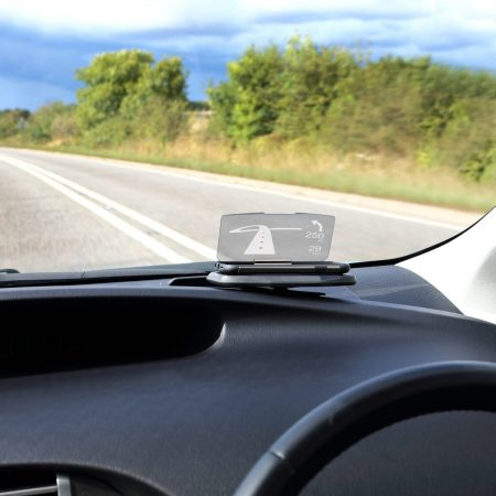 Head Up Display (HUD) In Car Mount Navigation Anzeige
